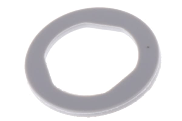 Product image for Pneumatic M5 miniature gasket fitting