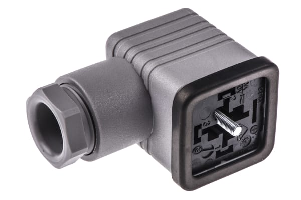 Product image for GDM 3P+E GREY HOUSED SOCKET PG11