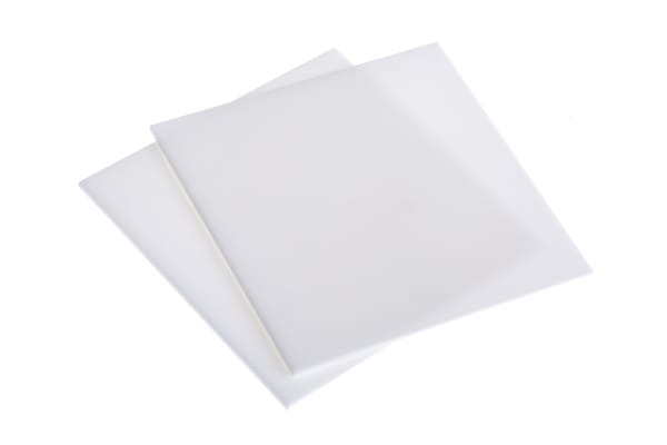 Product image for MACOR GLASS CERAMIC PLATE,50X50X1MM