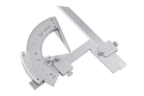 Product image for Vernier precision protractor