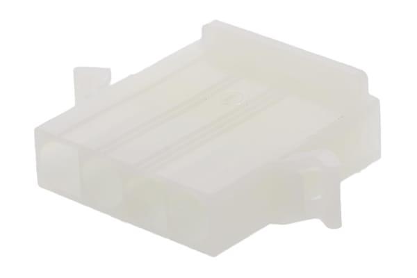Product image for 4 way 3191 series panel mount plug