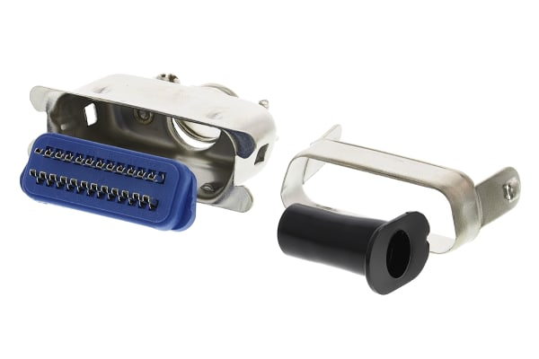 Product image for IEEE 488 24 way cable mount plug