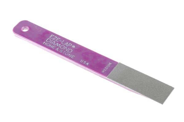Product image for DIAMOND HONE W/HANDLE,MEDIUM GRADE 400
