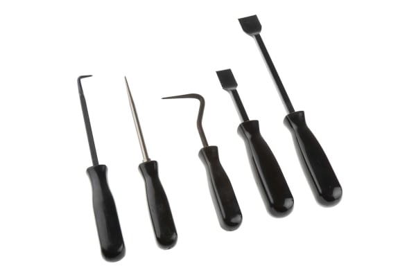 Product image for 5 piece scraper/remover set