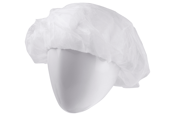 Product image for Cleanroom dust free hairnet,100/bag