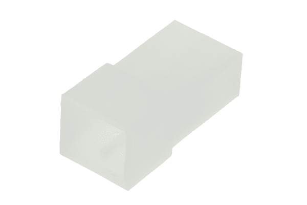 Product image for 2 way type E tab housing,0.25in