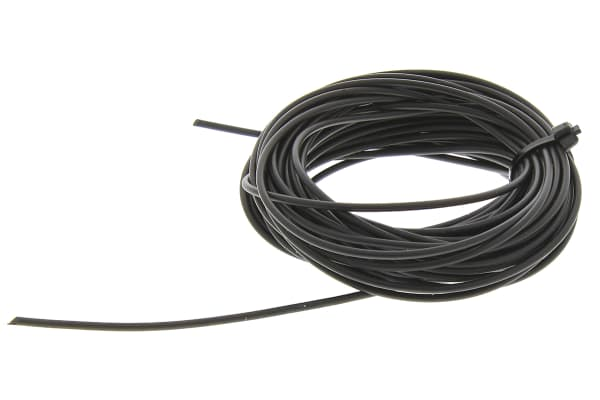 Product image for Viton O-ring cord,1.6mm dia. x 8.5m long