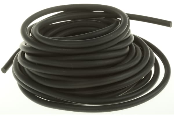 Product image for Viton O-ring cord,5.7mm dia. x 8.5m long