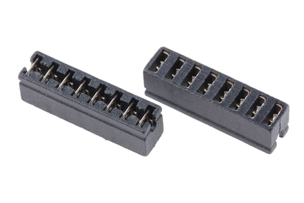 Product image for 8 way open shorting link,2.54mm pitch