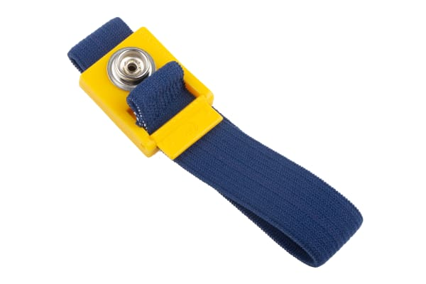 Product image for Anti allergenic fabric wrist band,10mm