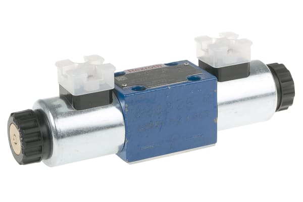 Product image for CETOP 3 E SPOOL SOLENOID VALVE,24VDC