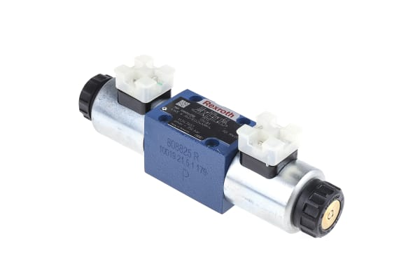 Product image for CETOP 3 J SPOOL SOLENOID VALVE,24VDC