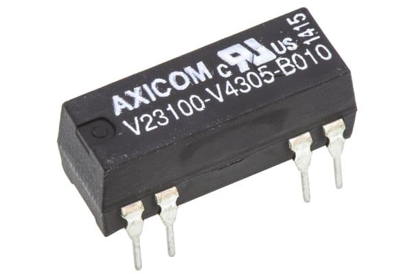 Product image for V23100V4305B10,DLR-RELAY,5VDC,