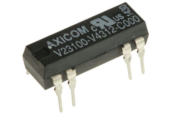 Product image for V23100V4312C,DLR-RELAY,12VDC,1