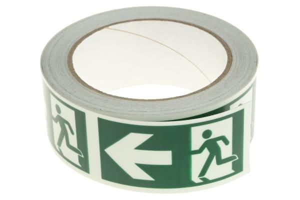 Product image for SAV left luminous tape,40mmx10m
