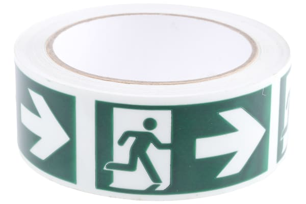 Product image for SAV right luminous tape,40mmx10m