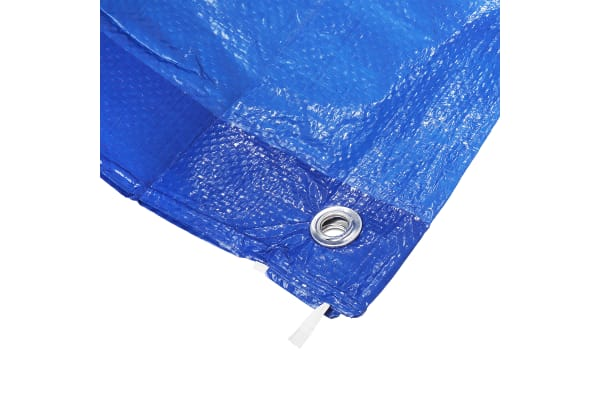 Product image for Polyethylene industrial tarpaulin,10x6m