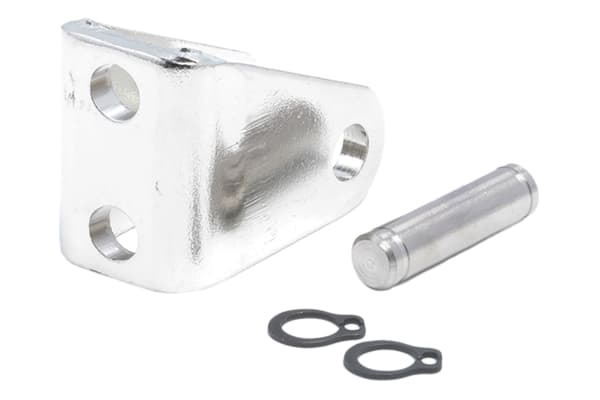 Product image for Rear clevis for 12 & 16mm cylinders