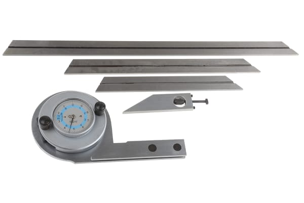 Product image for Workshop grade protractor,0-360deg