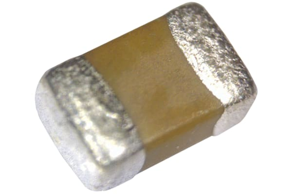Product image for 0805 C0G CERAMIC CAPACITOR,100PF 50V