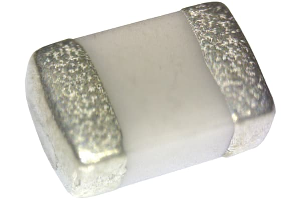 Product image for 0805 C0G ceramic capacitor,1nF 50V