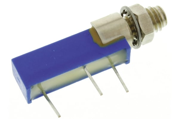Product image for 43P side adj mount cermet trimmer,10K