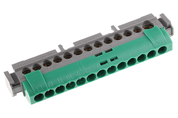 Product image for TERMINAL BLOCKS  OF DISTRIBUTION