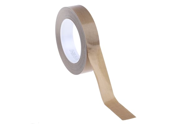 Product image for TEFLONED TAPE 25 MM