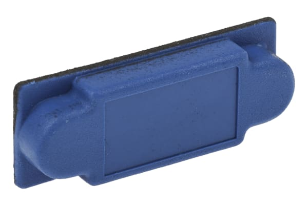 Product image for Blu 9way EMI/RFI shield D plg dust cover