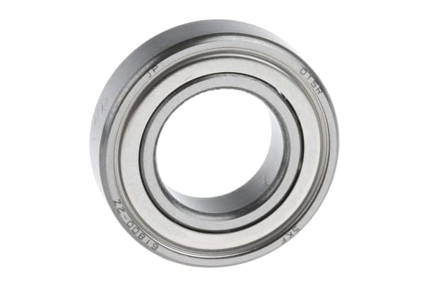 Product image for 1 row radial ball bearing,2RZ 10mm ID