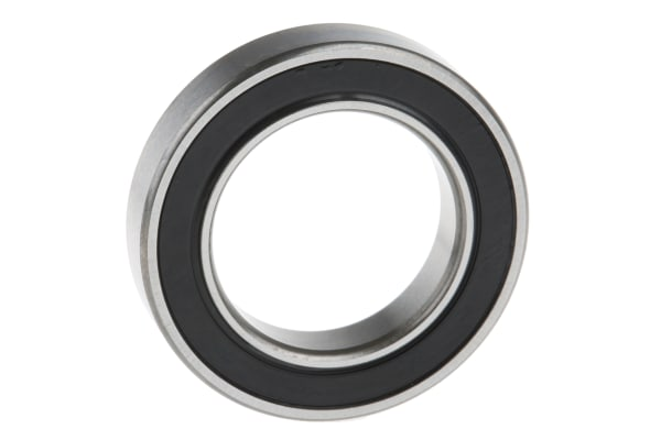 Product image for 1 row radial ball bearing,2RS1 15mm ID