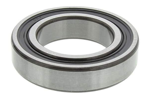 Product image for 1 row radial ball bearing,2RS1 40mm ID
