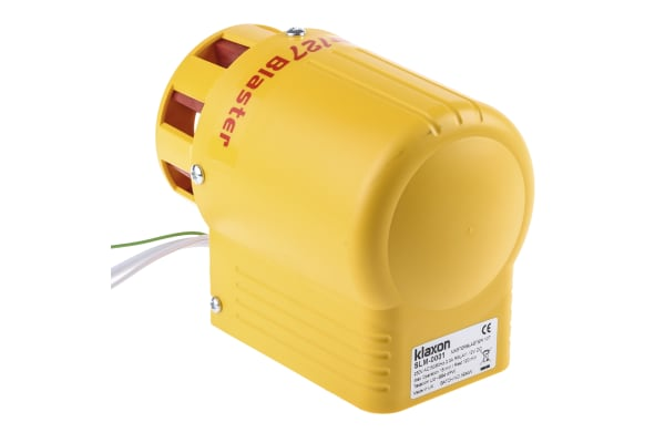 Product image for HIGH O/P MOTOR-DRIVEN SIREN,230VAC 127DB