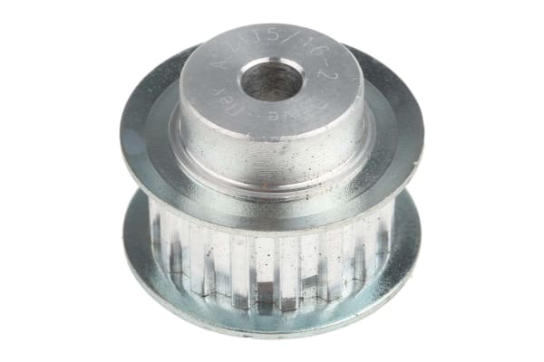 Product image for Timing pulley,16 teeth 10mm W 5mm pitch