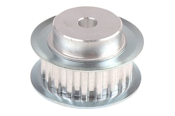 Product image for Timing pulley,19 teeth 10mm W 5mm pitch