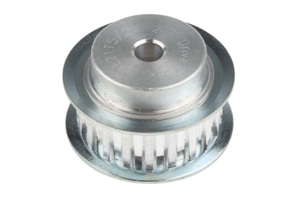 Product image for Timing pulley,20 teeth 10mm W 5mm pitch
