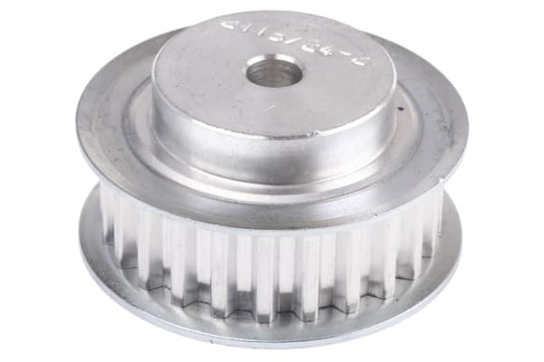 Product image for Timing pulley,24 teeth 10mm W 5mm pitch