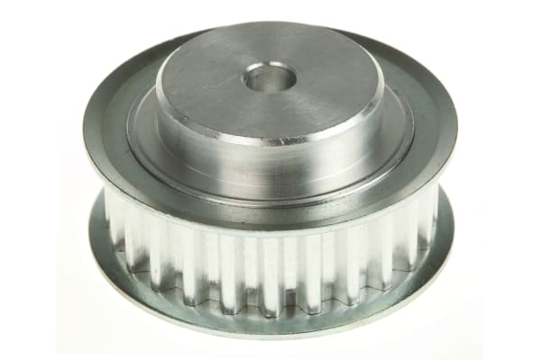 Product image for Timing pulley,25 teeth 10mm W 5mm pitch