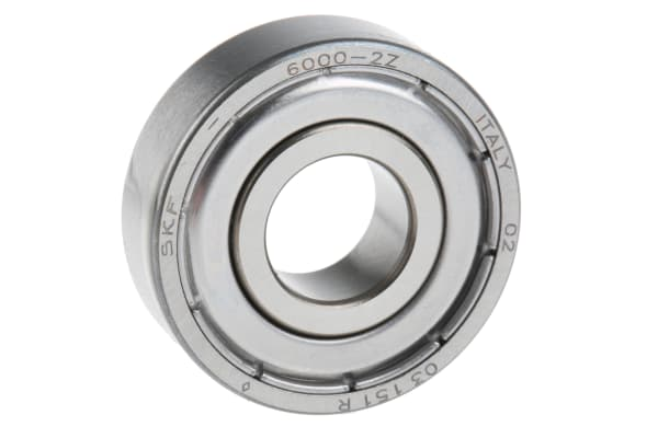 Product image for Single row radial ballbearing,2Z 10mm ID