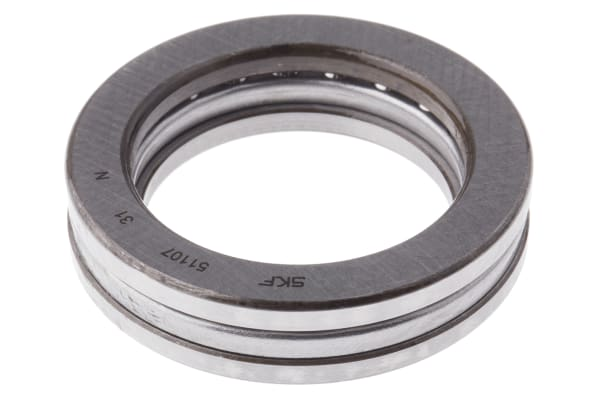 Product image for 1 direction thrust ball bearing,35mm ID