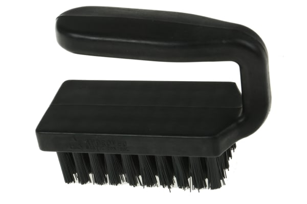 Product image for ESD antistatic safe nail brush,70mm