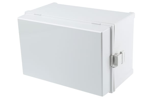 Product image for CAB Enclosure with Latch, 180x200x300mm