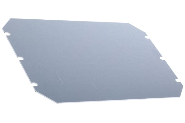 Product image for Steel Mounting Plate, 270x170mm