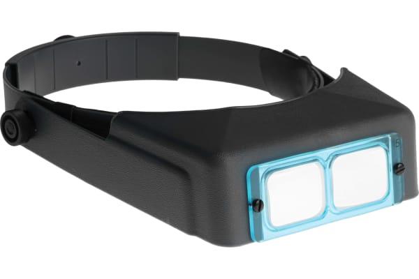 Product image for Optivisor headband magnifier,2.5X