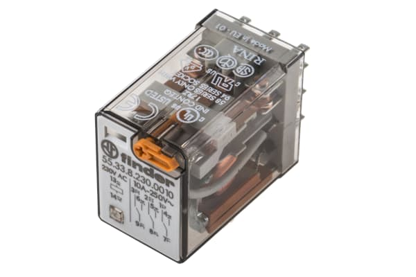 Product image for RELAY 5533 230V 3RT