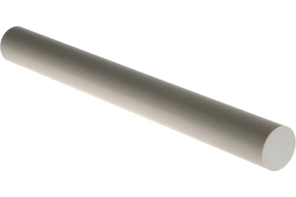 Product image for PEEK GF 30 rod stock,300mm L 30mm dia