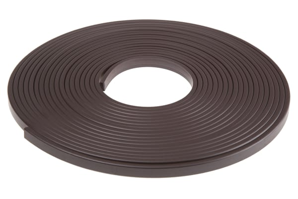 Product image for FLEXIBLE MAGNETIC STRIP,11MM W