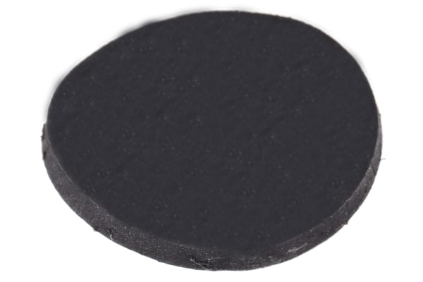 Product image for NITRILE ANTISLIP PAD,38MM DIA/3MM HEIGHT