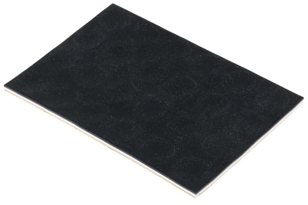 Product image for Dychem-round anti-slip pad,16mm dia/3mmH