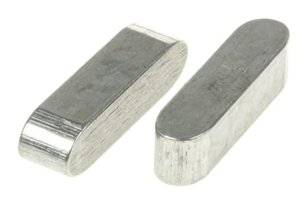 Product image for High quality steel feather key,20x5x5mm
